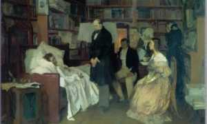 Смерть поэта («Погиб поэт! — невольник чести…») — стихотворение Лермонтова