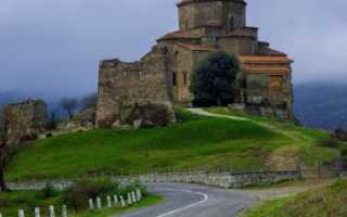 Монастырь, как символ неволи Мцыри