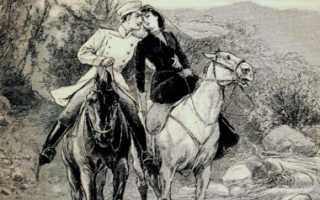 Герой нашего времени (глава «Княжна Мери») — Лермонтов