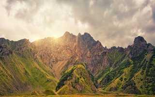 Утро на Кавказе (Лермонтов)