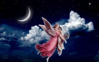 Анализ стихотворения «Ангел» Лермонтова